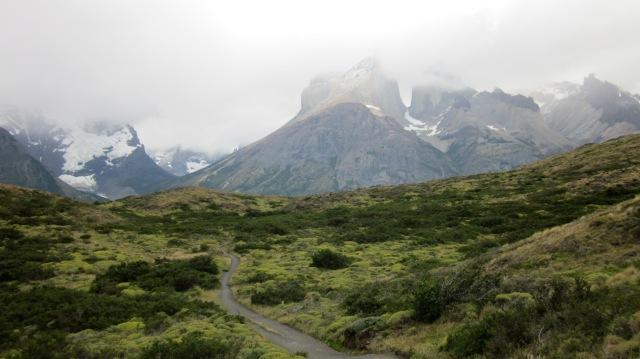 Torres del Paine Parque, Chile
