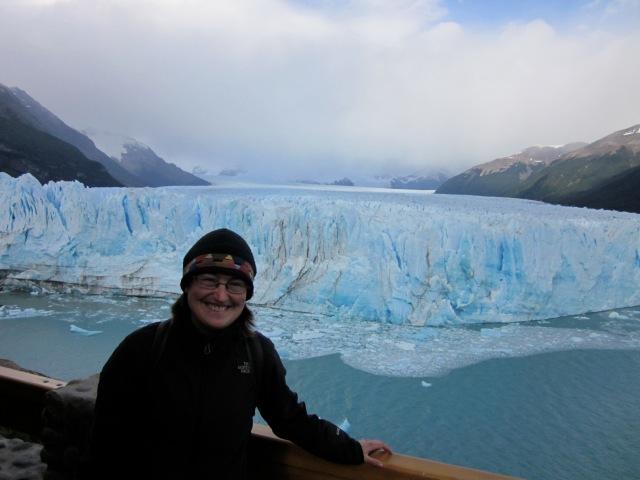 Perito Moreno glacier outside of El Calafate, Argentina